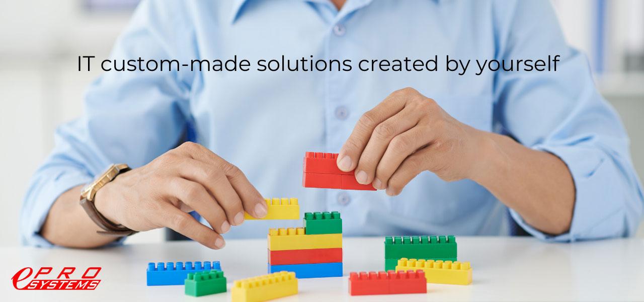 Soluzioni hardware cucite addosso a te