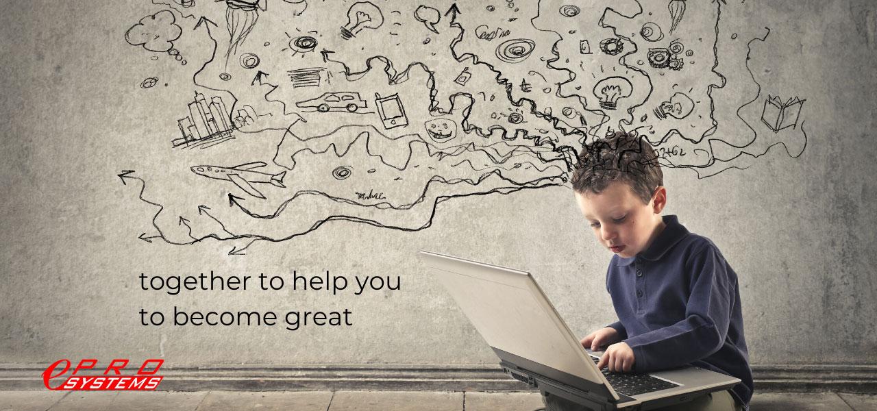Insieme per aiutarvi a diventare grandi