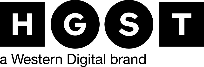 Logo HGST by Wester Digital