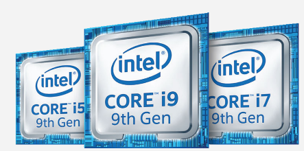 /media/ processori intel core nona generazione
