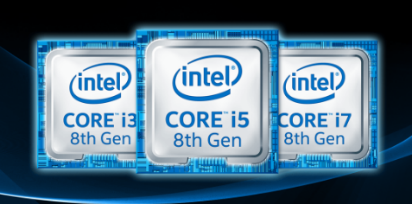 /media/ Processore Intel Core ottava generazione