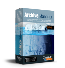 QSTAR archive manager